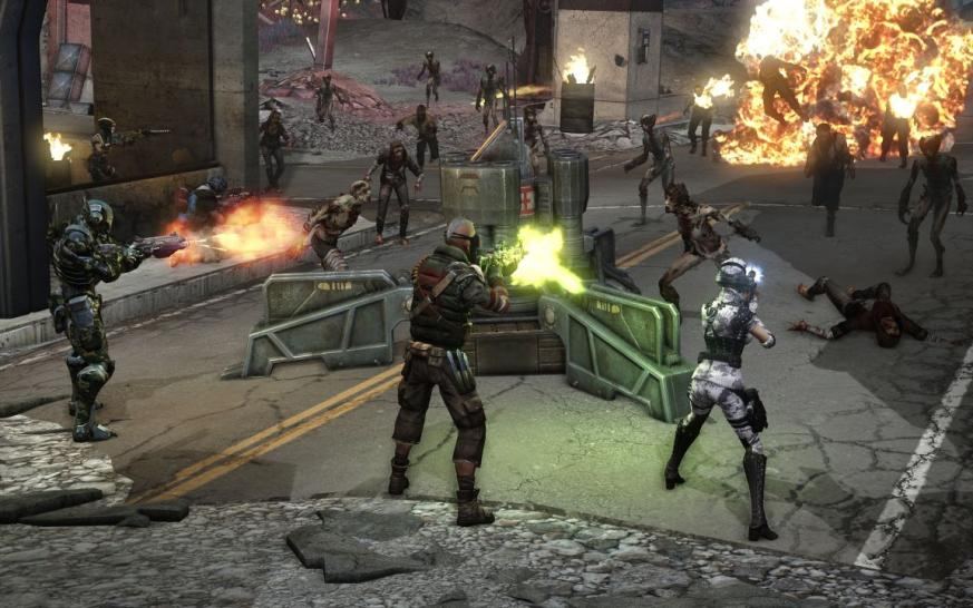 Defiance: Der Online-Shooter von Trion Worlds