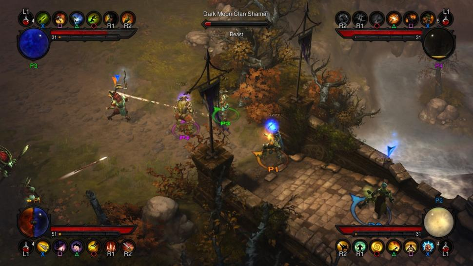 Diablo 3: Zwei Stunden Gameplay-Video von der Playstation-3-Version (2)