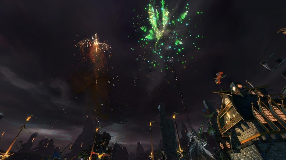 Screenshots zum Drachengepolter-Festival in Guild Wars 2. (1)