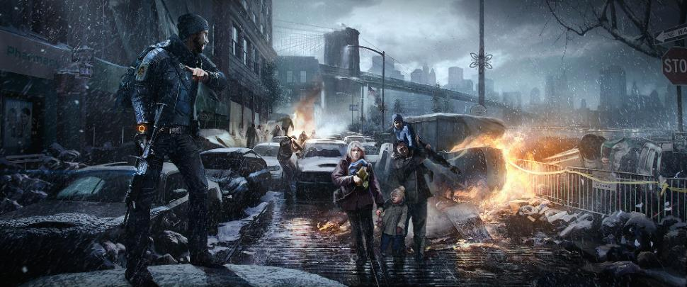 Tom Clancy's The Division: Neuer MMO-Shooter angekündigt (1)