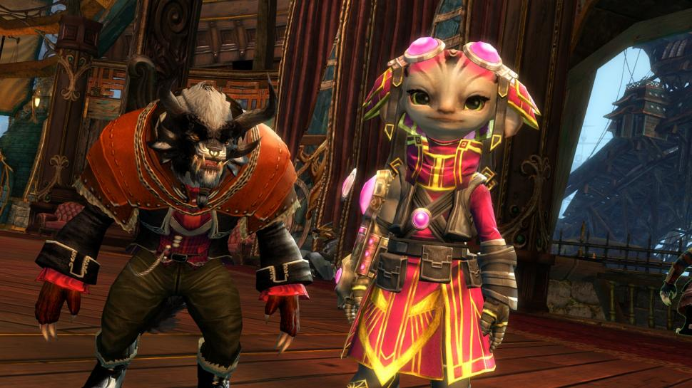 Guild Wars 2: Screenshots zum Arenanet-MMORPG