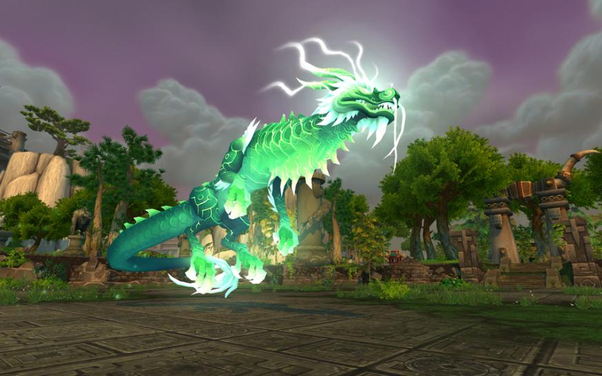 Die Zeitlose Insel in World of Warcraft (1)