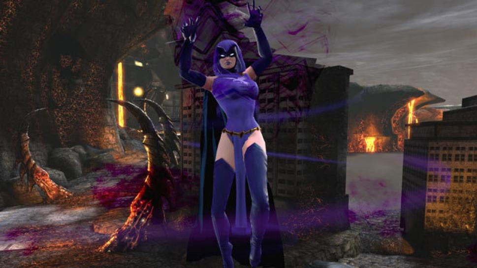 DC Universe Online: Sons of Trigon (1)