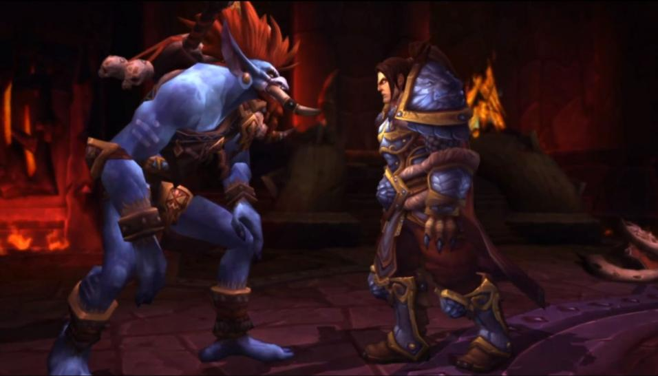 World of Warcraft: Patch 5.4 (1)