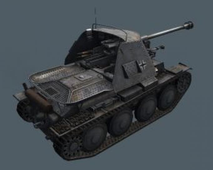 World of Tanks: Der Marder III