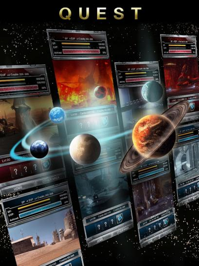 Star Wars: Force Collection - Neues Star-Wars-Sammelkartenspiel für iOS und Android (1)