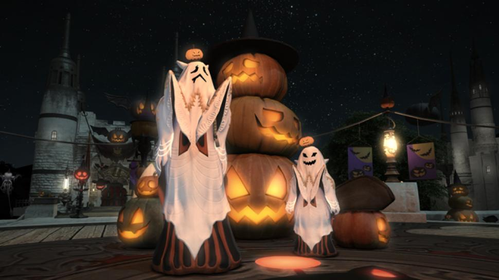 Final Fantasy XIV: Halloween in Eorzea! (1)