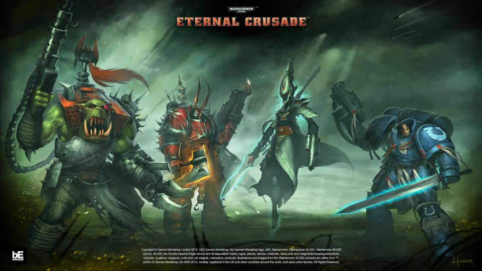 Warhammer 40k: Eternal Crusade (1)
