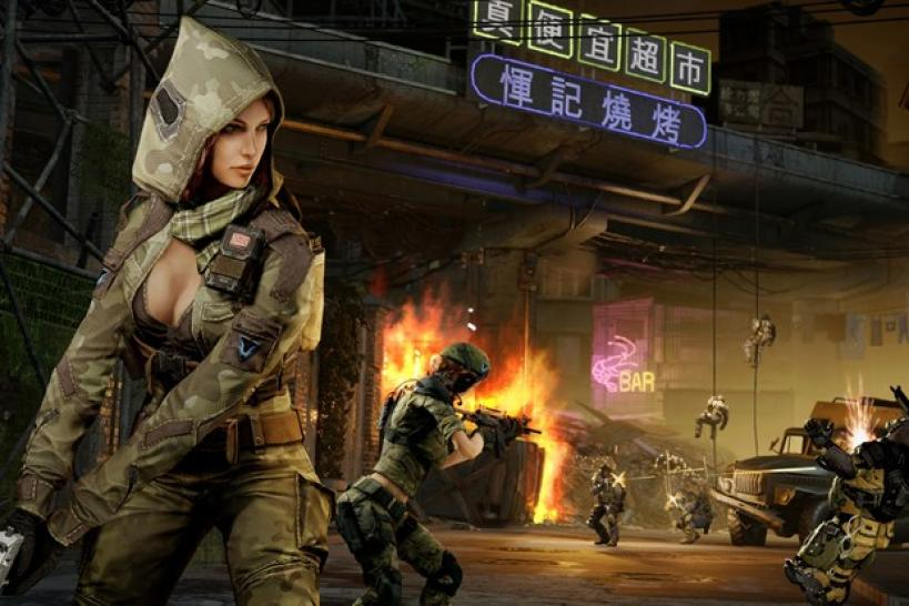 Warface: Free2Play-Shooter von Crytek (1)