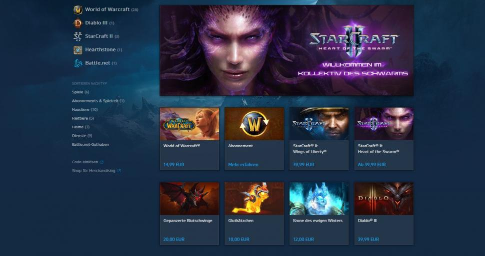 Battle.net: Ab sofort im Client chatten. (1)