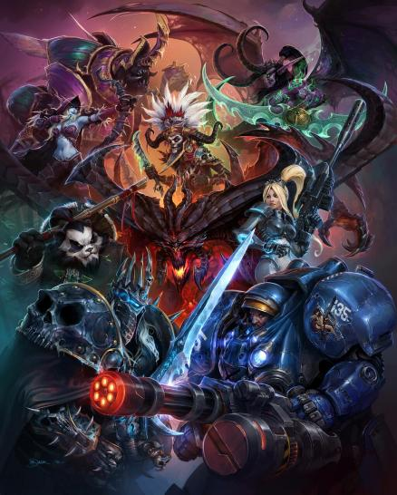 Heroes of the Storm: Blizzards Moba-Projekt