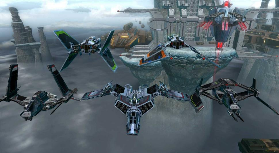 SWTOR: Galactic Starfighter (2)