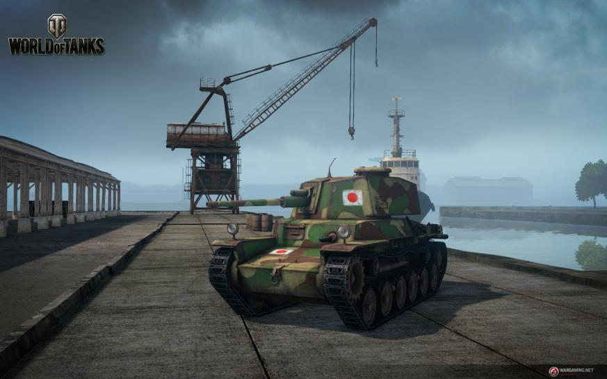 World of Tanks: Bilder zu Update 8.10