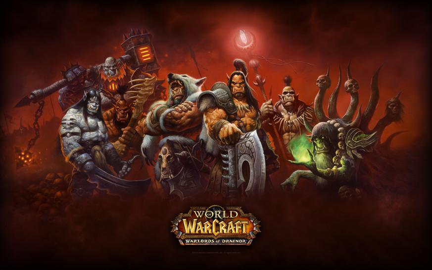 WoW: Die Warlords of Draenor
