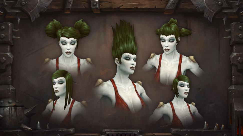 Neue Charaktermodelle in WoW: Warlords of Draenor (1)