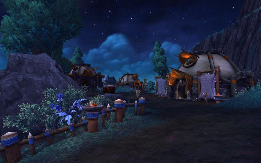 World of Warcraft: Screenshots zu Warlords of Draenor