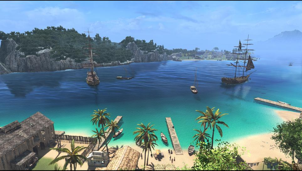 Assassin's Creed: Black Flag - ab in die Südsee!