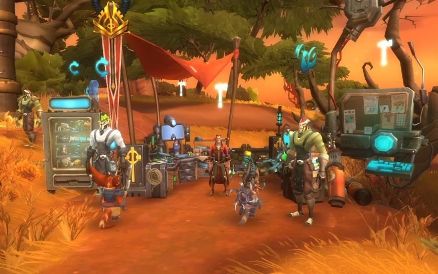 Wildstar: Lead Combat Designer Chris Lynch verlässt Carbine (1)