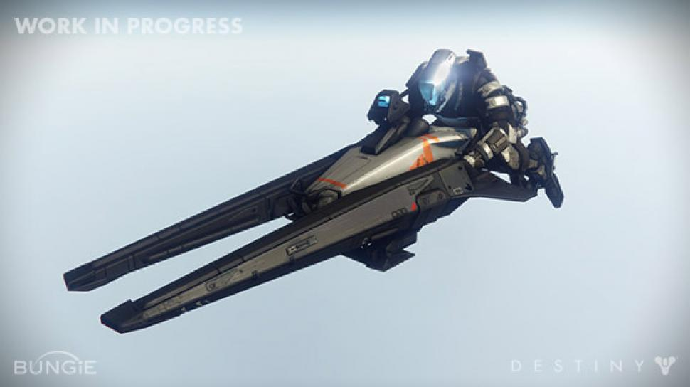 Destiny: Neue Gameplay-Szenen in PS4-Werbevideo. (1)