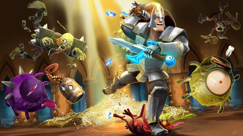 The Mighty Quest for Epic Loot: Jetzt in der Open Beta spielbar (1)