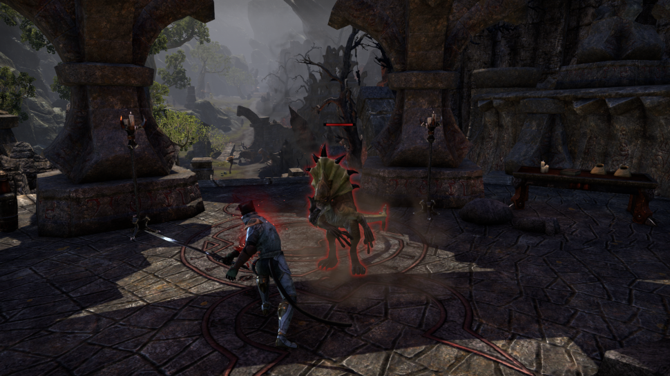 The Elder Scrolls Online: Wir stellen das Crafting im Video vor. (1)