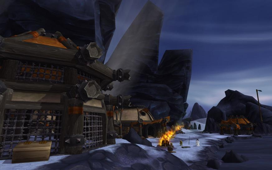 WoW: Warlords of Draenor (1)