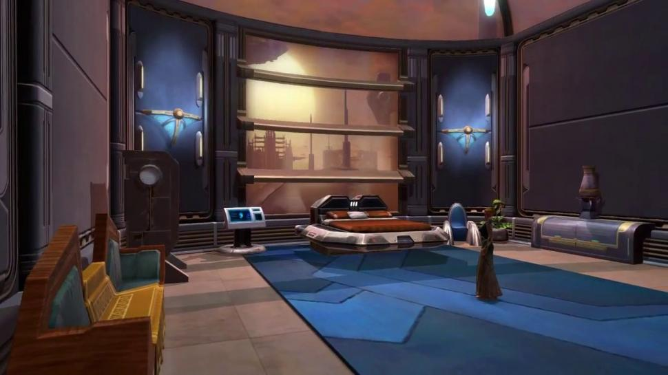 swtor galactic strongholds mit housing und. Black Bedroom Furniture Sets. Home Design Ideas