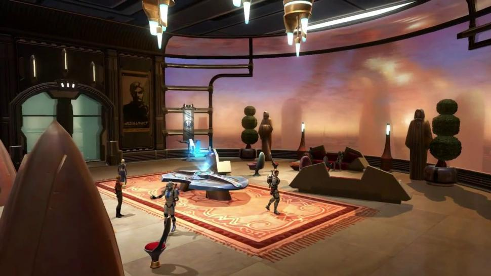 "Star Wars: The Old Republic - Addon ""Galactic Strongholds"" kommt im Sommer 2014. (1)"