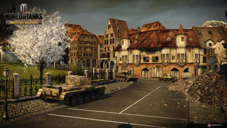 "World of Tanks: Xbox-360-Version erhält ""Map Madness""-Kampagne. (1)"