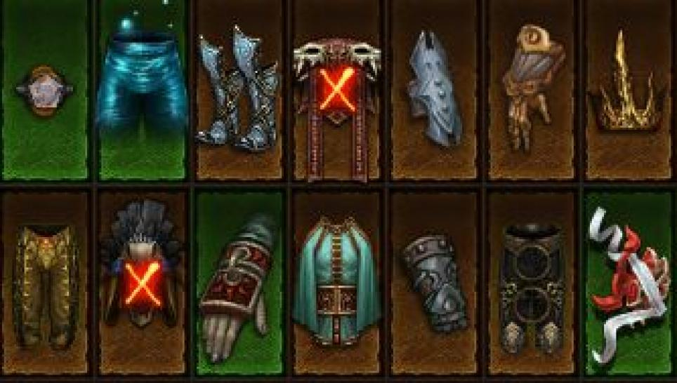Legendäre Items in Diablo 3