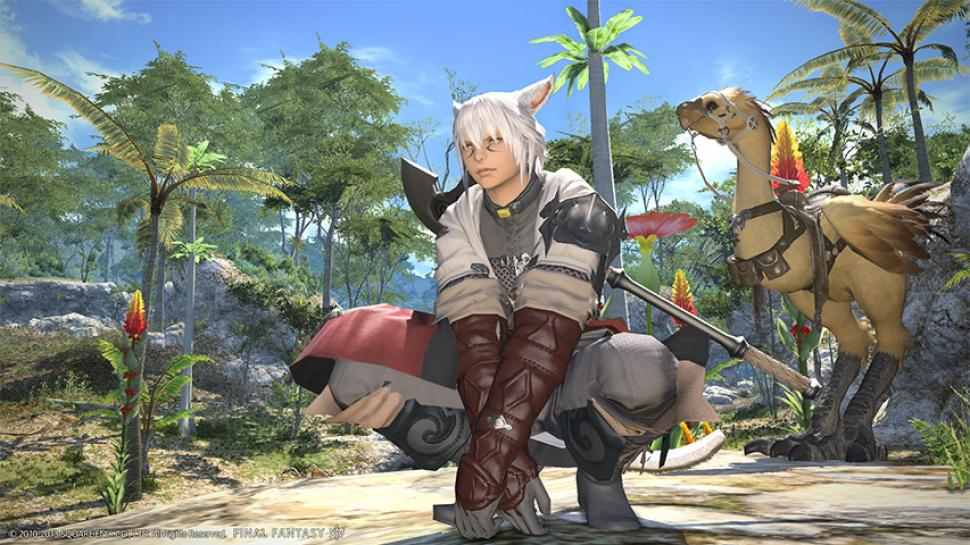 Final Fantasy XIV: Playstation-4-Beta nun für alle zugänglich. (1)