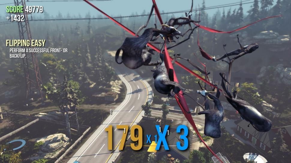 Goat Simulator: Neue Map und Splitscreen-Multiplayer in ...