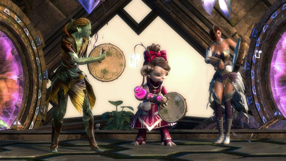 Trommeln in Guild Wars 2 (1)