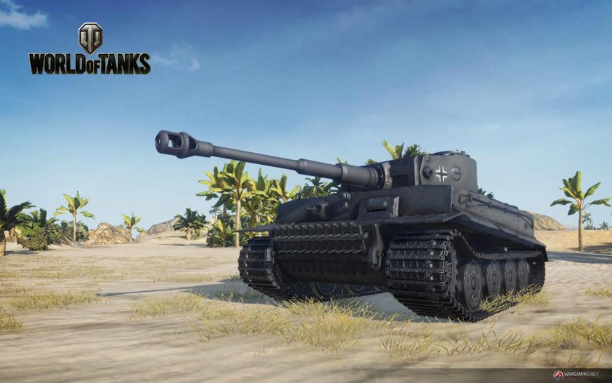 World of Tanks: Bilder zum neuesten Patch