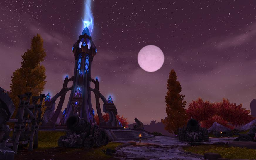 WoW: Warlords of Draenor - Screenshots des Tages (1)