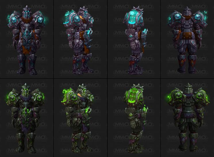 WoW: Warlords of Draenor - T-17 Krieger.