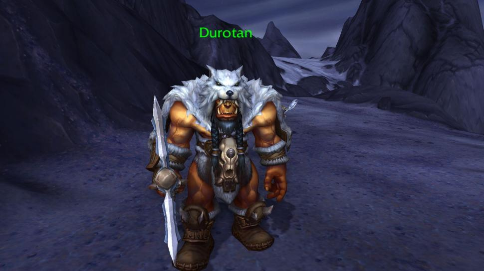 Robin Williams wird in World of Warcraft verewigt. (1)
