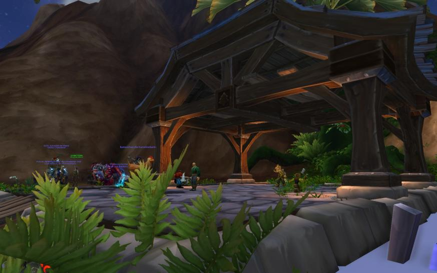 WoW: Warlords of Draenor - Außenposten in Gorgrond (2)