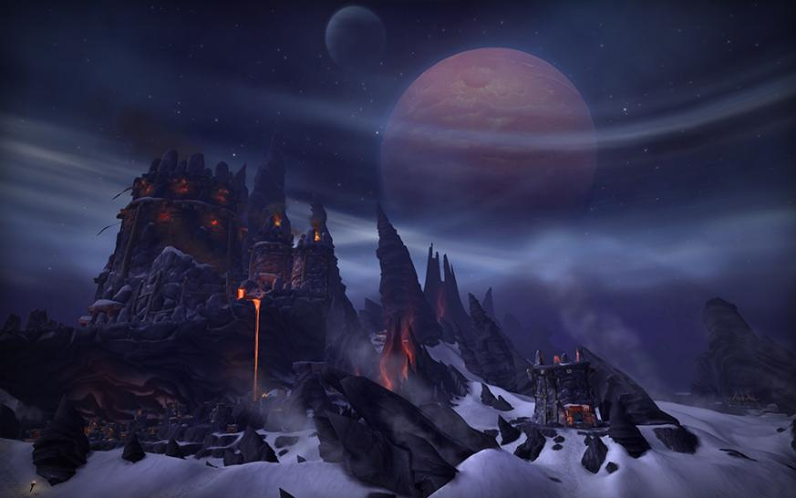 WoW: Warlords of Draenor - der Frostfeuergrat (1)