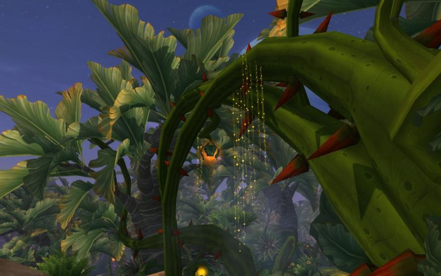 Gorgrond in WoW: Warlords of Draenor