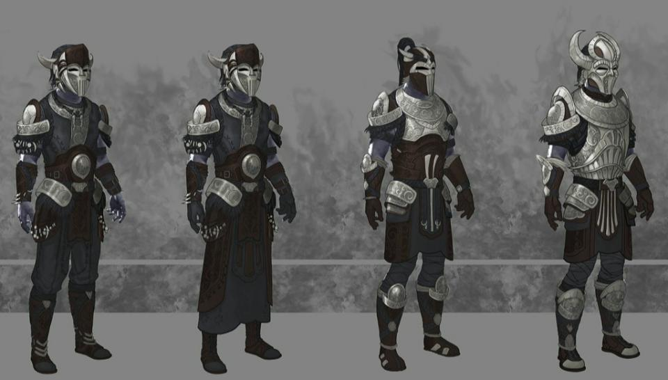 Crafted Armor Sets Eso