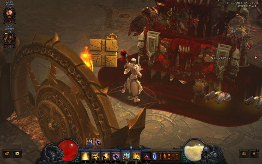 Diablo 3 Patch 2.1