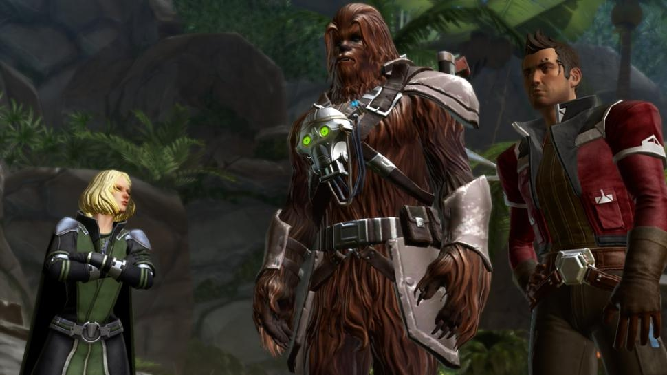 SWTOR: Star Wars - The Old Republic