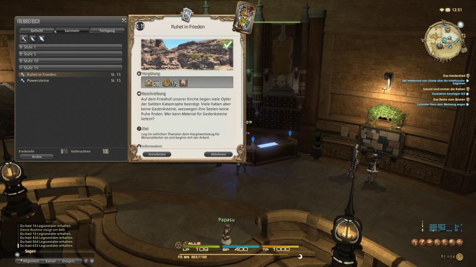 Final Fantasy 14: Einsteiger-Guide fürs Handwerk von FFXIV