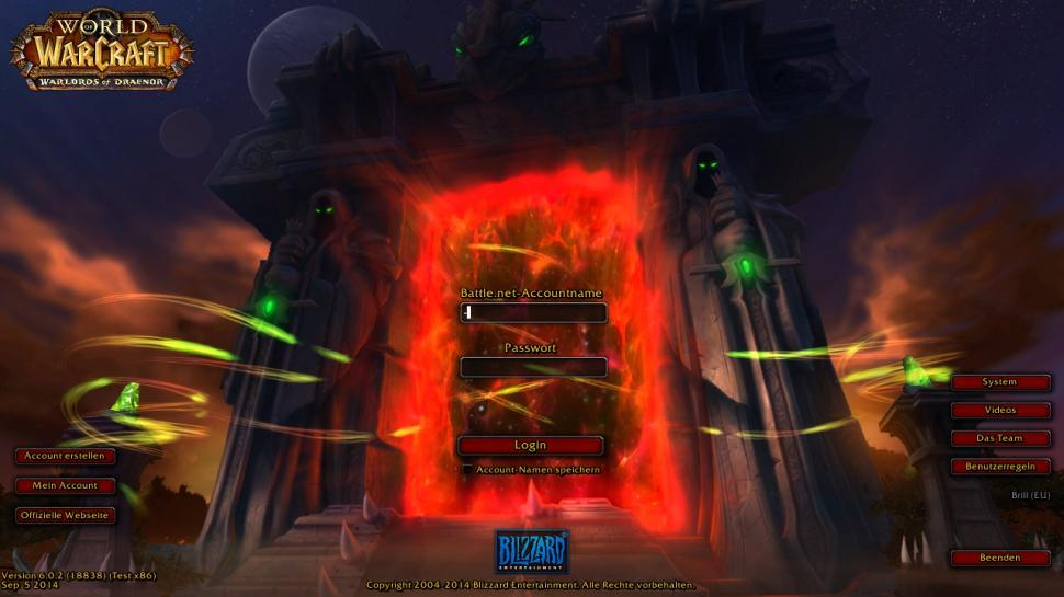 WoW: Pre-Patch 6.0.2