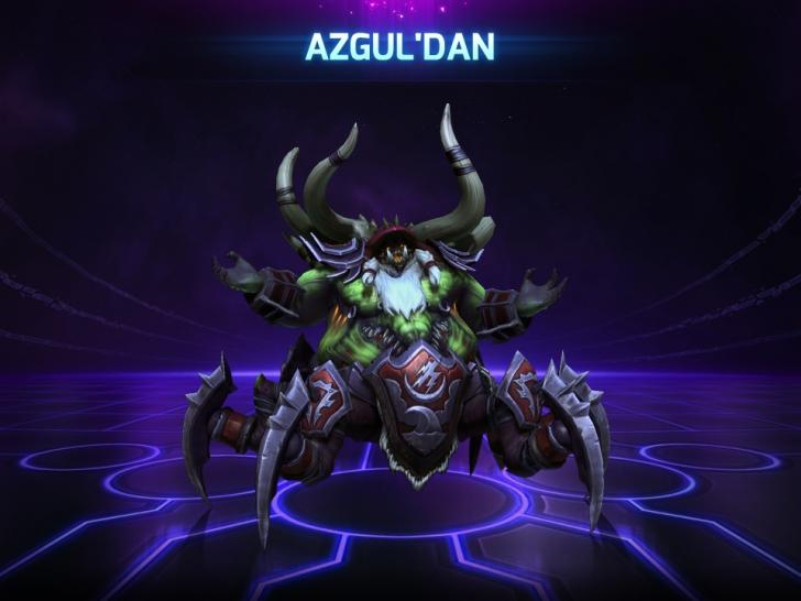 Heroes of the Storm: Azmodan vorgestellt (1)