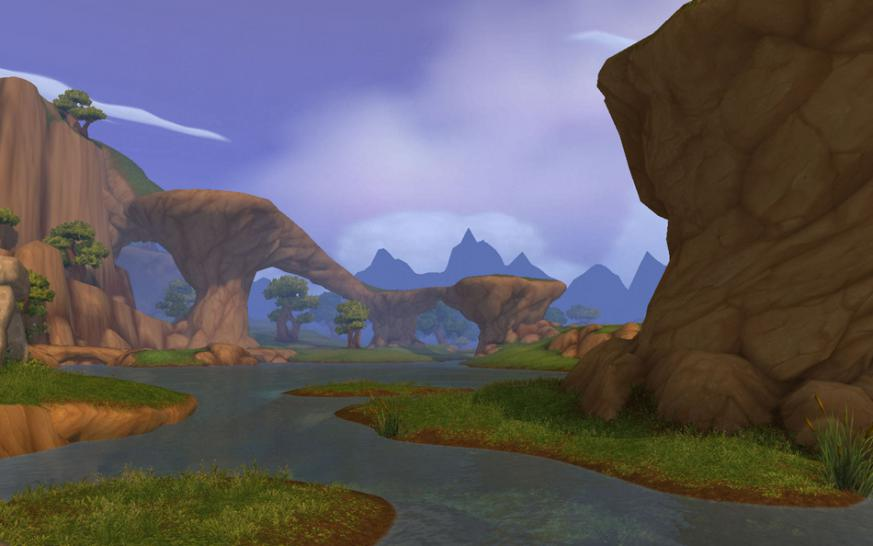 WoW Warlords of Draenor: Designer-Interview zu Nagrand (1)