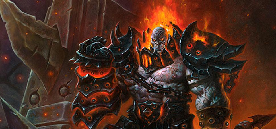 Schwarzfaust in WoW: Warlords of Draenor
