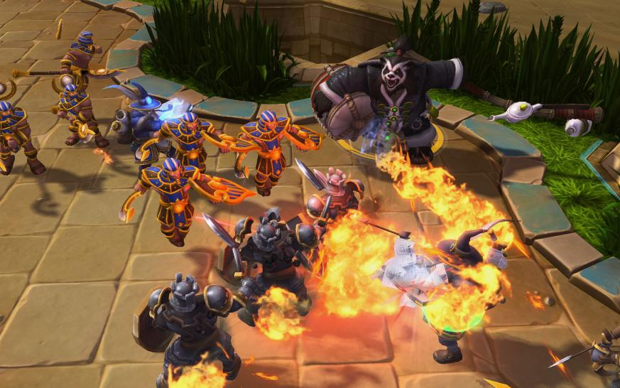 Blizzards erstes MOBA Heroes of the Storm startet am 2. Juni 2015. (1)