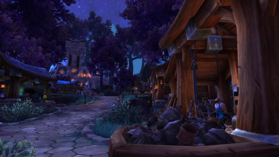 Die Garnison in WoW: Warlords of Draenor